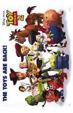 Toy Story 2 poster print by  Entertainment Poster