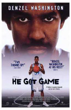 He Got Game poster print by  Entertainment Poster