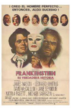 Frankenstein: the True Story poster print by  Entertainment Poster
