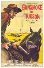 Gunsmoke in Tucson poster print by  Entertainment Poster