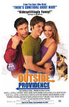 Outside Providence poster print by  Entertainment Poster