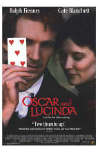 Oscar and Lucinda poster print by  Entertainment Poster