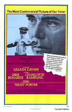 Night Porter poster print by  Entertainment Poster