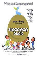 Million Dollar Duck poster print by  Entertainment Poster