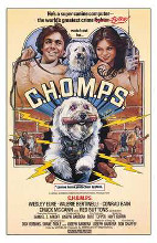 Chomps poster print by  Entertainment Poster