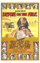 Death on the Nile poster print by  Entertainment Poster