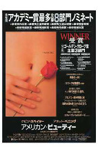 American Beauty poster print by  Entertainment Poster