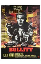 Bullitt poster print by  Entertainment Poster