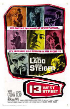 13 West Street poster print by  Entertainment Poster