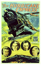 Hurricane Express, the poster print by  Entertainment Poster