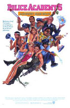 Police Academy 5 Assignment Miami Beach poster print by  Entertainment Poster