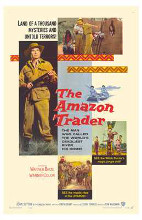 Amazon Trader poster print by  Entertainment Poster