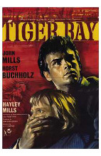 Tiger Bay poster print by  Entertainment Poster