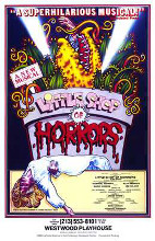 Little Shop of Horrors (Musical) poster print by  Entertainment Poster