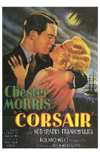 Corsair poster print by  Entertainment Poster