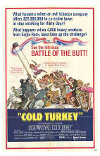 Cold Turkey poster print by  Entertainment Poster