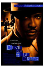 Devil in a Blue Dress poster print by  Entertainment Poster