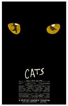 Cats (Broadway Musical) poster print
