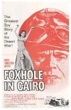 Foxhole in Cairo poster print by  Entertainment Poster