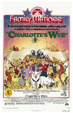 Charlottes Web poster print by  Entertainment Poster