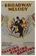 Broadway Melody poster print by  Entertainment Poster