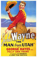 Man from Utah, the poster print by  Entertainment Poster