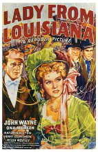 Lady from Louisiana poster print by  Entertainment Poster