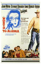 North to Alaska poster print by  Entertainment Poster