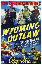 Wyoming Outlaw poster print by  Entertainment Poster