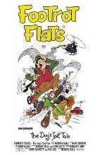 Footrot Flats: the Dog's Tale poster print