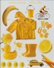 Yellow Like poster print by  Atelier Nouvelles Images