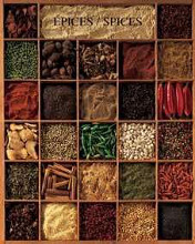 Spices poster print by  Unknown