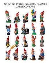Garden Gnomes poster print by  Atelier Nouvelles Images