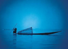 Inle Lake, Shan State, Myanmar poster print by  Unknown
