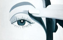 Eye Shadow poster print by  Unknown