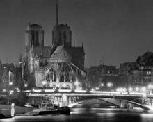 Paris, Notre Dame poster print by  Unknown