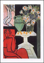 Flowers of Saint Henri poster print by Henri Matisse