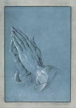 Praying Hands, 1508-09 poster print by Albrecht Duerer