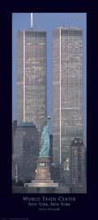 World Trade Center poster print by Jerry Driendl
