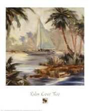 Palm Cove Two poster print