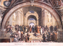 The School of Athens, c.1511 poster print