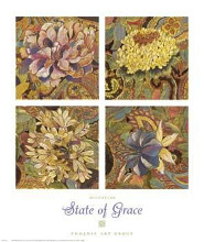 State of Grace poster print by  Augustine