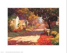 Late Summer Day poster print by Kent Wallis
