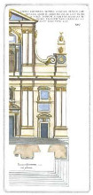 Classical Facade I poster print by  Vision Studio