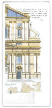 Classical Facade III poster print by  Vision Studio