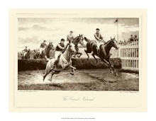 Grand National poster print by Harington Bird
