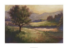 Foothills Of Appalachia I poster print by Ethan Harper