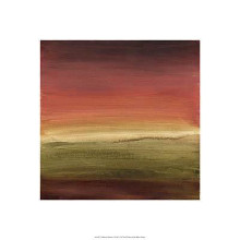 Abstract Horizon I poster print by Ethan Harper