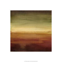 Abstract Horizon II poster print by Ethan Harper