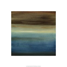 Abstract Horizon III poster print by Ethan Harper